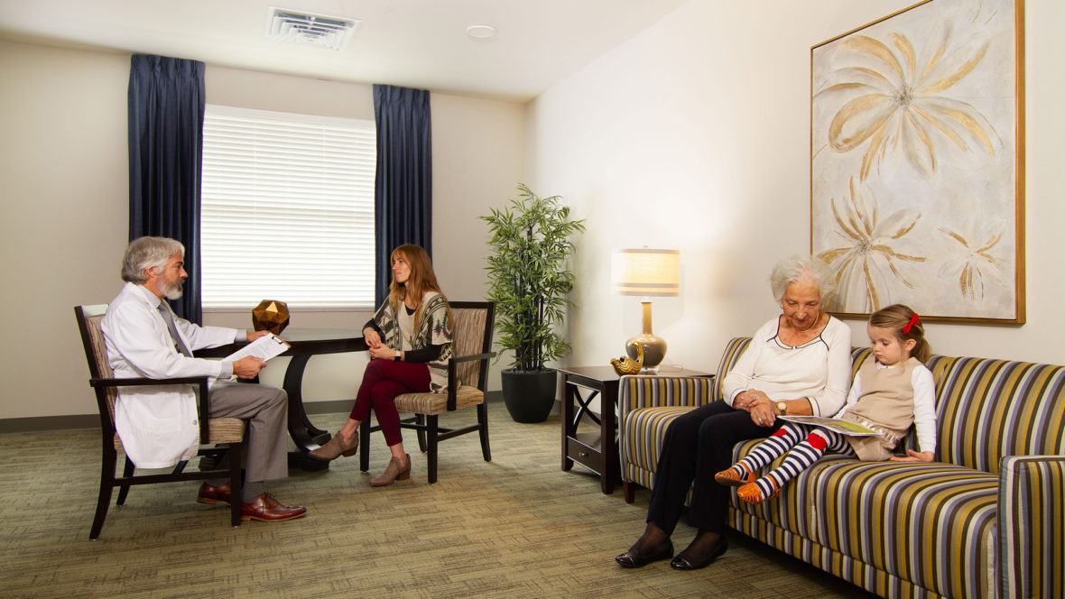 At Kern River Transitional care we want you and your family to feel as comfortable as possible. Our nursing and support staff will be happy to provide a tour of our amazing facility.